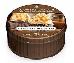 Духи, Парфюмерия, косметика Ароматическая свеча - Kringle Candle Caramel Chocolate