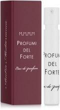 Духи, Парфюмерия, косметика Profumi del Forte Versilia Vintage Ambra - Парфюмированная вода (пробник)