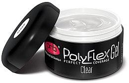 Духи, Парфюмерия, косметика Полифлекс гель прозрачный - PNB UV/LED PolyFlex Gel Clear