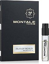 Духи, Парфюмерия, косметика Montale Fruits of the Musk - Парфюмированная вода (пробник)