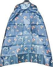 Духи, Парфюмерия, косметика Пеньюар, 905073-1, темно-синий с бабочками - SPL