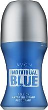 Духи, Парфюмерия, косметика Avon Individual Blue For Him - Дезодорант-антиперспирант с шариковым аппликатором