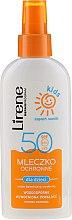 Духи, Парфюмерия, косметика Защитное молочко-спрей для загара SPF 50 - Lirene Kids Sun Protection Milk Spray SPF 50