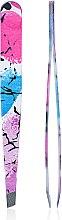 Духи, Парфюмерия, косметика Пинцет для бровей, разноцветный T-359 - Rapira