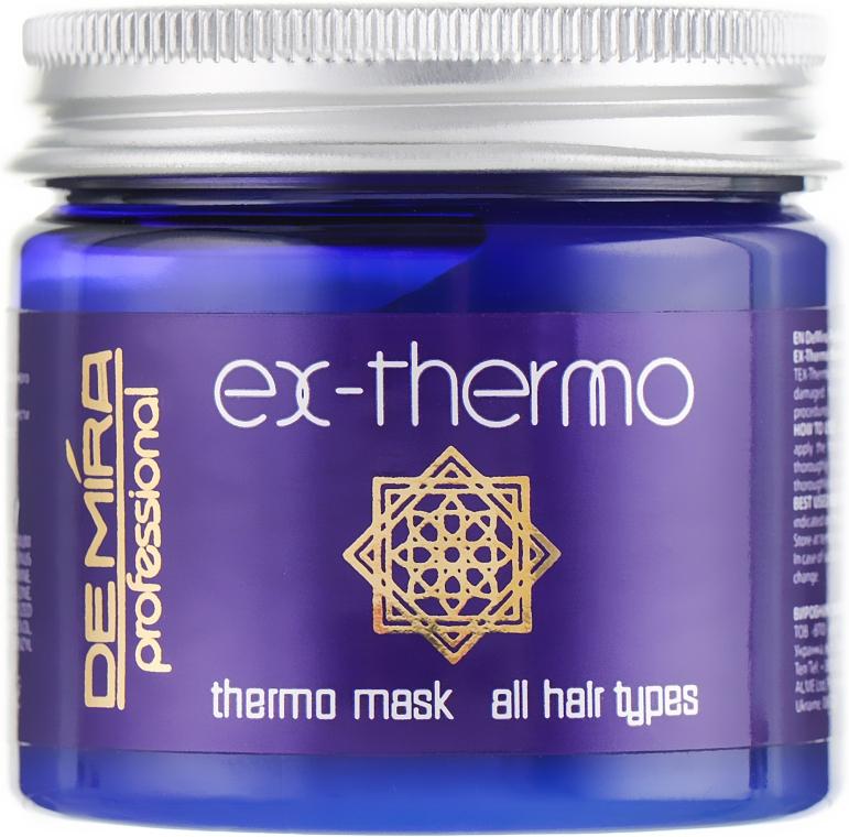 Термо-маска - DeMira Professional EX-Thermo Hair Mask