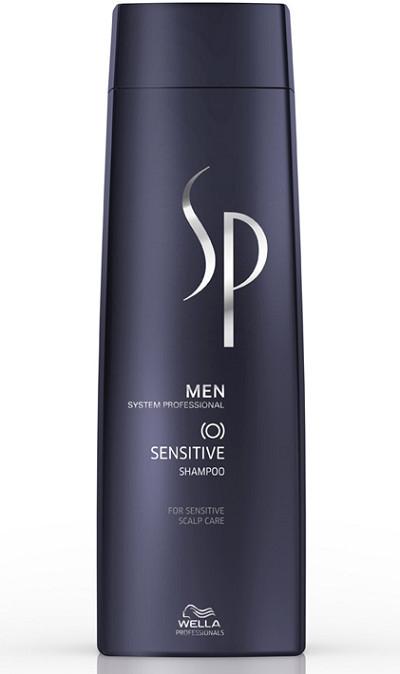 Шампунь для чувствительной кожи головы - Wella Sp Men Sensitive Shampoo