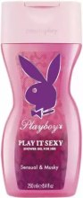 Духи, Парфюмерия, косметика Playboy Play It Sexy - Гель для душа