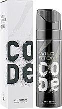 Духи, Парфюмерия, косметика Парфюмированный спрей для тела - Wild Stone Code Chrome