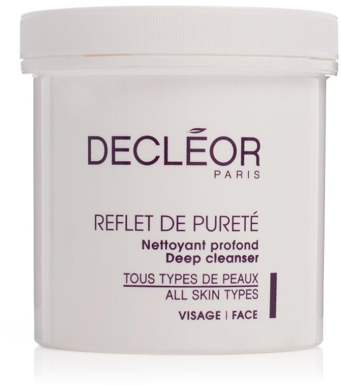 Глубоко очищающее средство для лица - Decleor Reflet de Purete Deep Cleanser