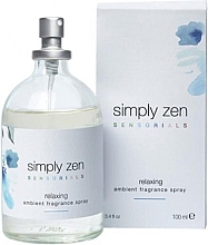 """Духи, Парфюмерия, косметика Ароматический спрей для дома """"Расслабляющий"""" - Z. One Concept Simply Zen Parfum Sensorials Relaxing Spray"""