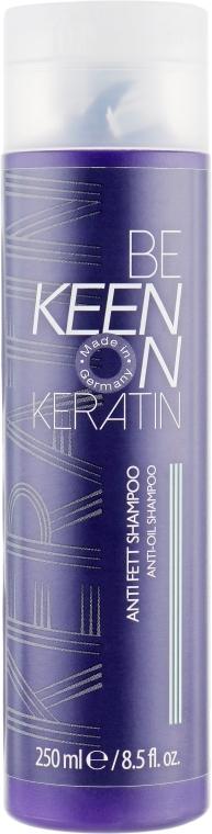 Кератин-шампунь для жирных волос - KEEN Anti Fett Shampoo