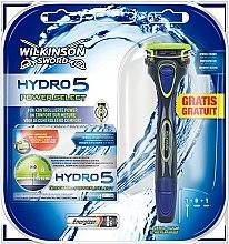 Духи, Парфюмерия, косметика Бритва с 5 сменными кассетами - Wilkinson Sword Hydro 5 Power Select