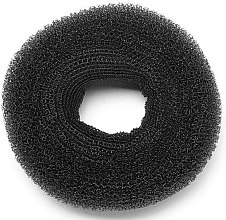 Духи, Парфюмерия, косметика Резинка-шиньон для волос круглая 10211, 120 мм, Black - Kiepe