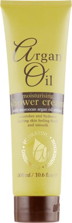Крем-гель для душа увлажняющий с аргановым маслом - Xpel Marketing Ltd Argan Oil Shower Cream