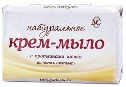 """Духи, Парфюмерия, косметика Крем-мыло """"Натуральное с протеинами шелка"""" - Невская Косметика"""