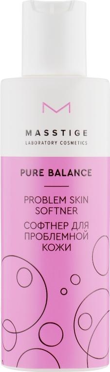 Софтнер для проблемной кожи - Masstige Pure Balance Problem Skin Softner