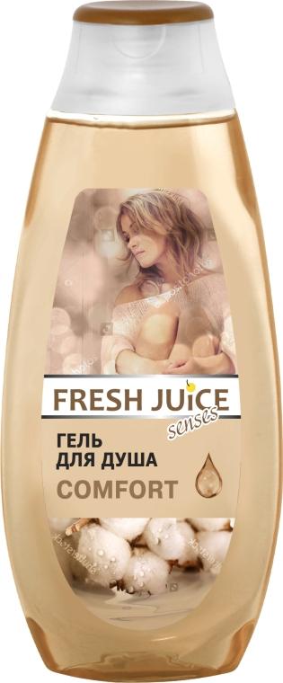Гель для душа - Fresh Juice Shower Gel Comfort