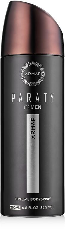 Armaf Paraty For Men - Дезодорант