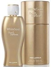 Духи, Парфюмерия, косметика Ted Lapidus White Soul Gold & Diamonds - Парфюмированная вода