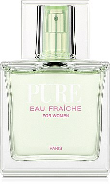 Geparlys Pure Eau Fraiche - Парфюмированная вода (тестер с крышечкой)