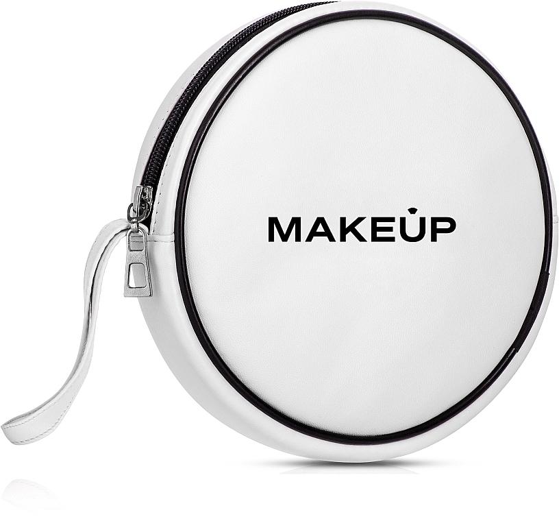 Клатч белый - Makeup