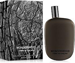 Парфумерія, косметика Comme des Garcons Wonderwood - Парфумована вода