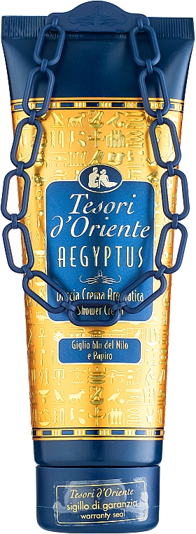 Tesori d`Oriente Aegyptus Shower Cream - Крем для душа