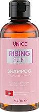 Духи, Парфюмерия, косметика Разглаживающий шампунь для волос - Rising Sun