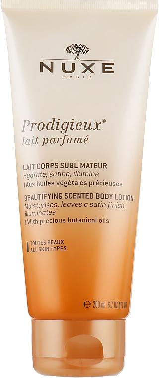Чудесное молочко для тела - Nuxe Body Beautifying Scened Body Lotion