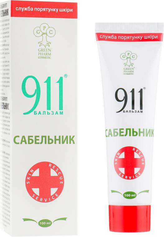 "Бальзам 911 ""Сабельник"" - Green Pharm Cosmetic"