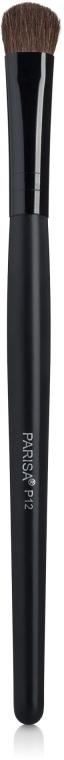 Кисть для теней большая Р12 - Parisa Cosmetics