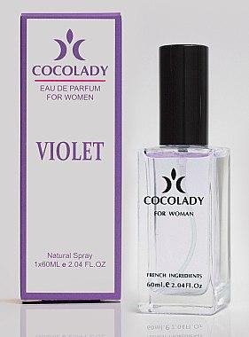 Cocolady Violet - Парфюмированная вода
