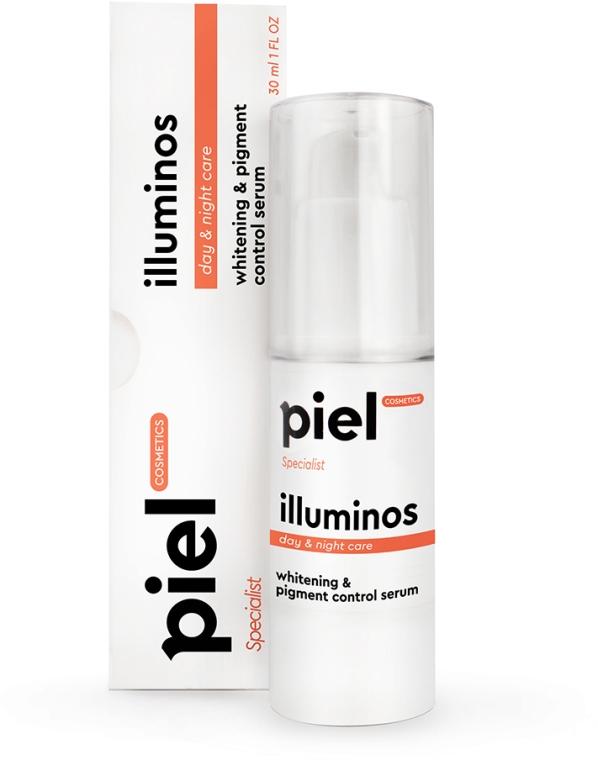 Интенсивная отбеливающая сыворотка - Piel Cosmetics Specialiste Illuminos Serum