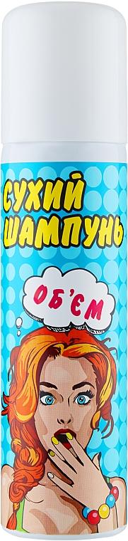 "Шампунь-аэрозоль сухой ""Объем"" - EnJee Dry Shampoo"