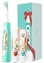 Деская электрическая зубная щетка с увлекательным приложением - Xiaomi Soocas Kids C1 — фото N3