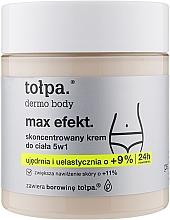 Духи, Парфюмерия, косметика Концентрированный крем для тела 5в1 - Tolpa Dermo Body Max Efekt
