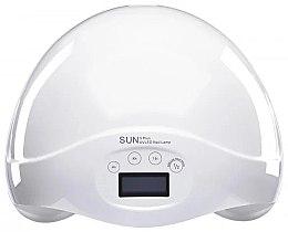 Духи, Парфюмерия, косметика Лампа UV/LED, белая - Aise Line LED+UV Lamp SUN 5 Plus 48W