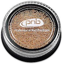 Духи, Парфюмерия, косметика Бульонки для ногтей 0,8 мм, металлические - PNB