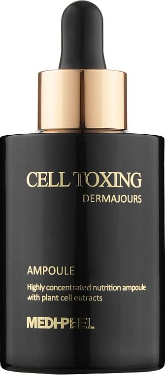 Ампульная сыворотка со стволовыми клетками - Medi Peel Cell Tox Dermajou Ampoule