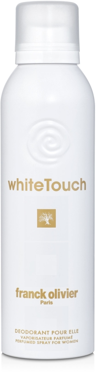 Franck Olivier White Touch - Дезодорант