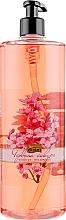 """Духи, Парфюмерия, косметика Гель для душа """"Красная сакура"""" с дозатором - EkoLan"""