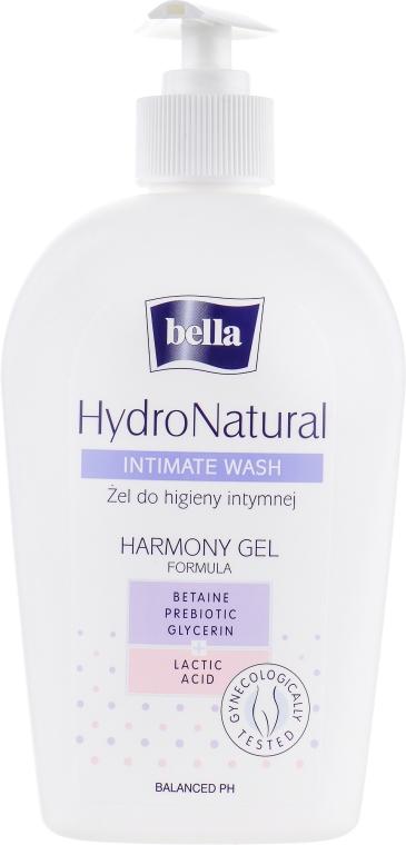 Гель для интимной гигиены - Bella Hydro Natural