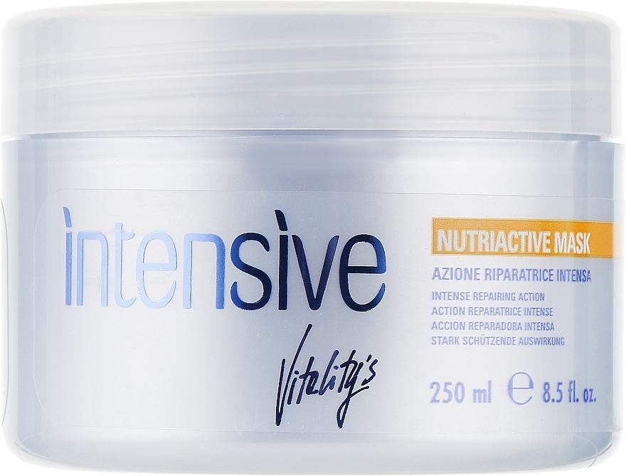Питательная маска для сухих и поврежденных волос - Vitality's Intensive Nutriactive Mask