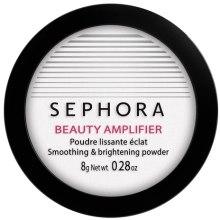 Духи, Парфюмерия, косметика Смягчающая и придающая сияние пудра - Sephora Smoothing & Brightening Powder