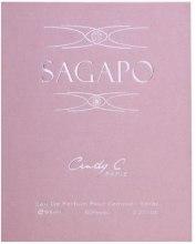 Духи, Парфюмерия, косметика Cindy C. Sagapo Pour Femme - Парфюмированная вода