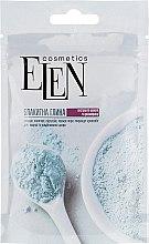 Духи, Парфюмерия, косметика Глина голубая с экстрактом шалфея и розмарина - Elen Cosmetics