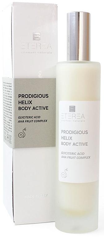 Питательная эмульсия для тела на основе муцина улитки - Eterea Helix Body Active