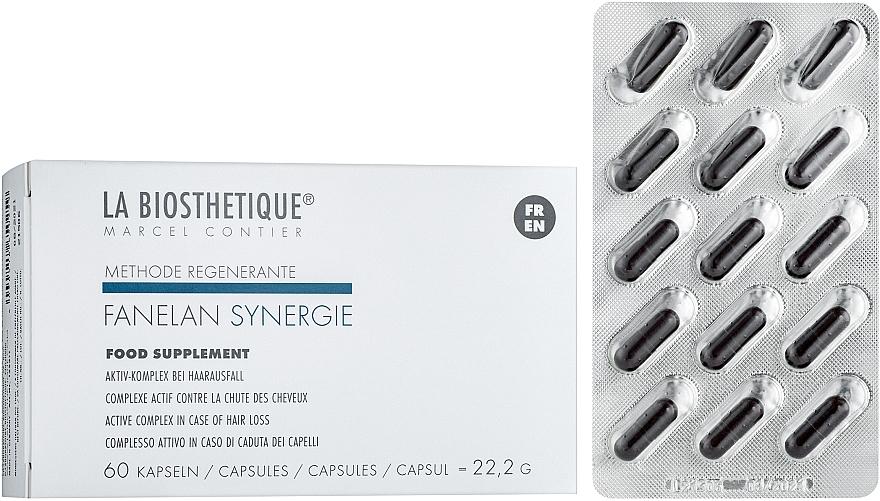 Комплексная поддержка стимуляции роста волос - La Biosthetique Bio-Fanelan Synergie