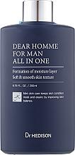 Духи, Парфюмерия, косметика Крем-сыворотка для мужчин - Dr.Hedison Homme All in One