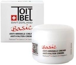 Духи, Парфюмерия, косметика УЦЕНКА Крем от морщин - Toitbel Basic Anti-Wrinkle Cream*